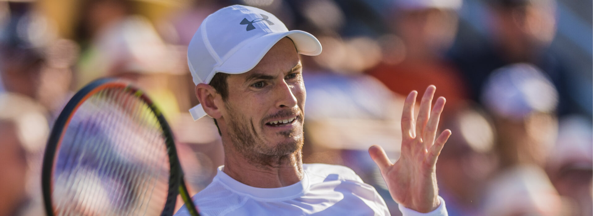 Murray Out, Evans Out As Swiss Army Knife Through Opponents