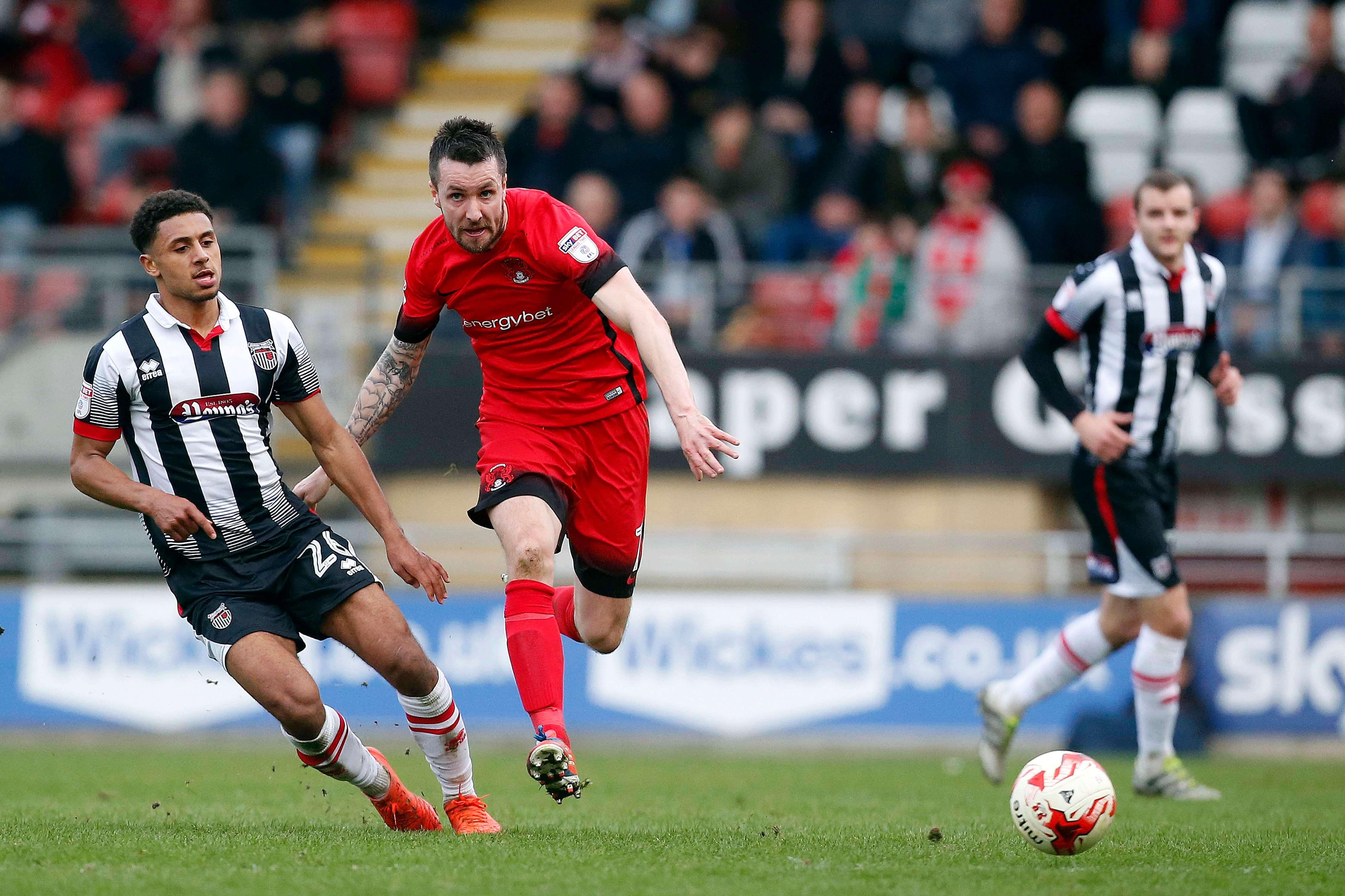 Orient Lose To Superior Grimsby Team