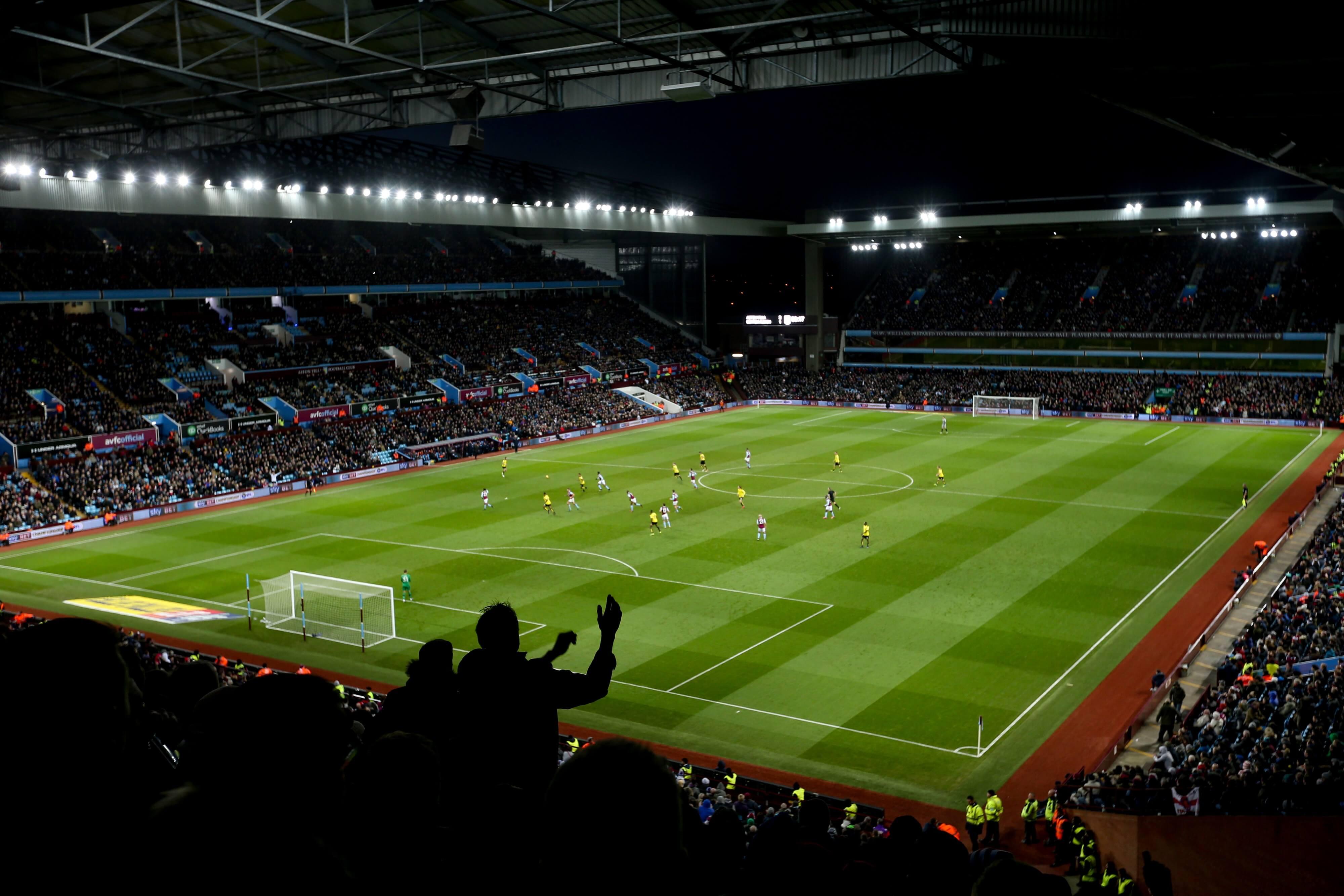 Aston Villa's Stadium