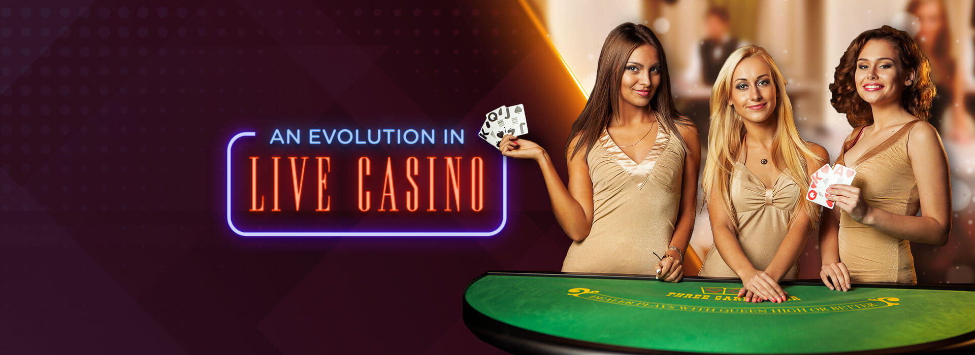 Introducing Incredible New Live Casino Tables