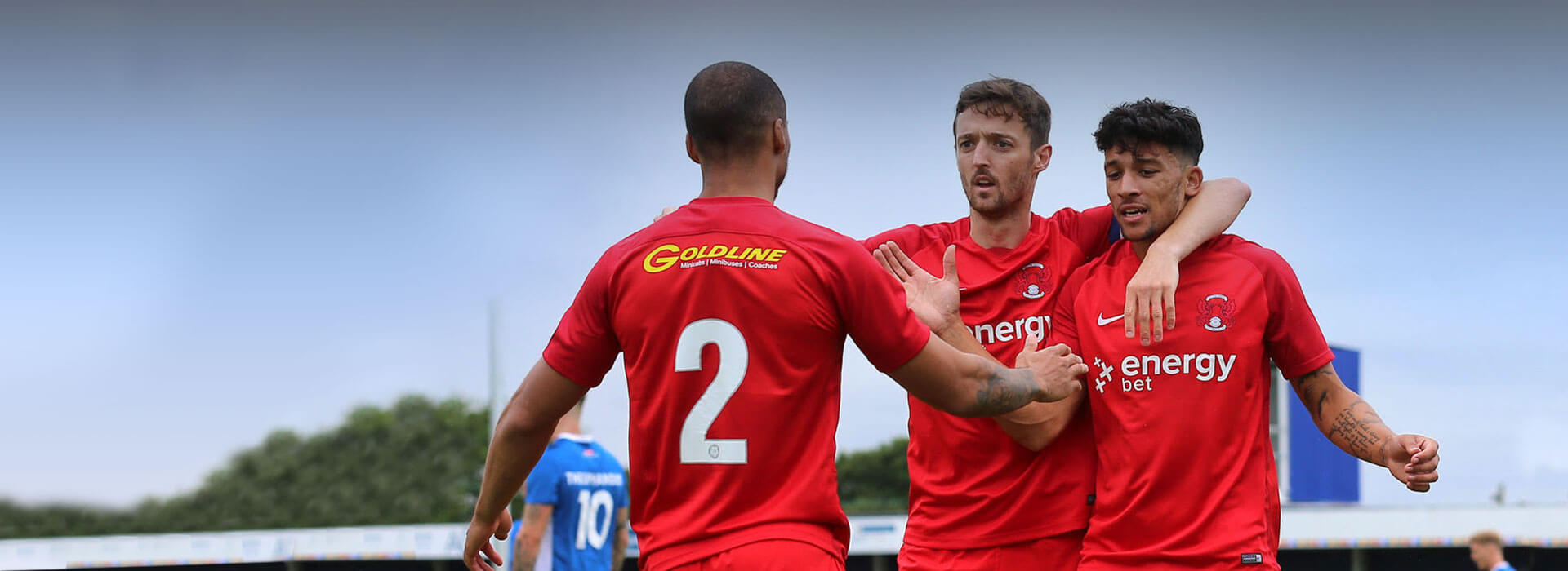 O's Beat Billericay as they Debut New Kit