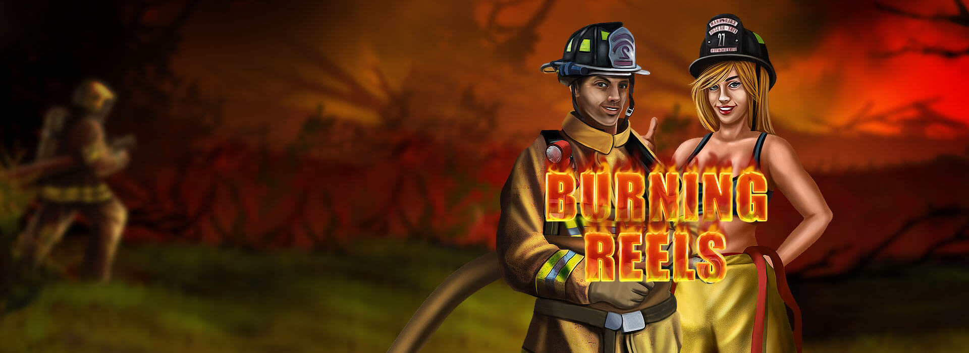 Burning Reels is a game on fire!