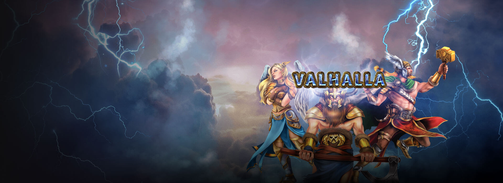 Visit Valhalla and feast with gods!