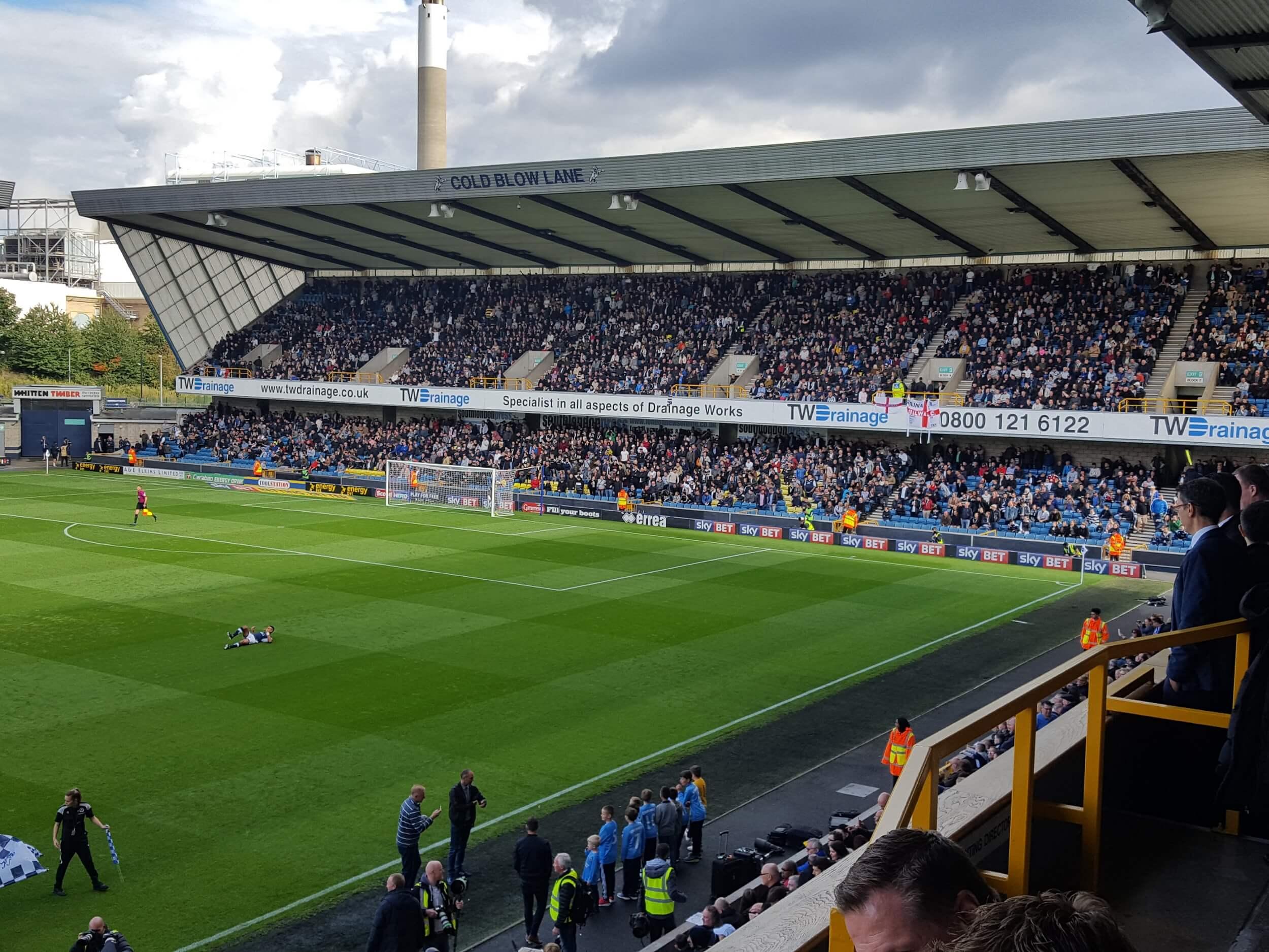 Millwall Football Club Entertains EnergyBet