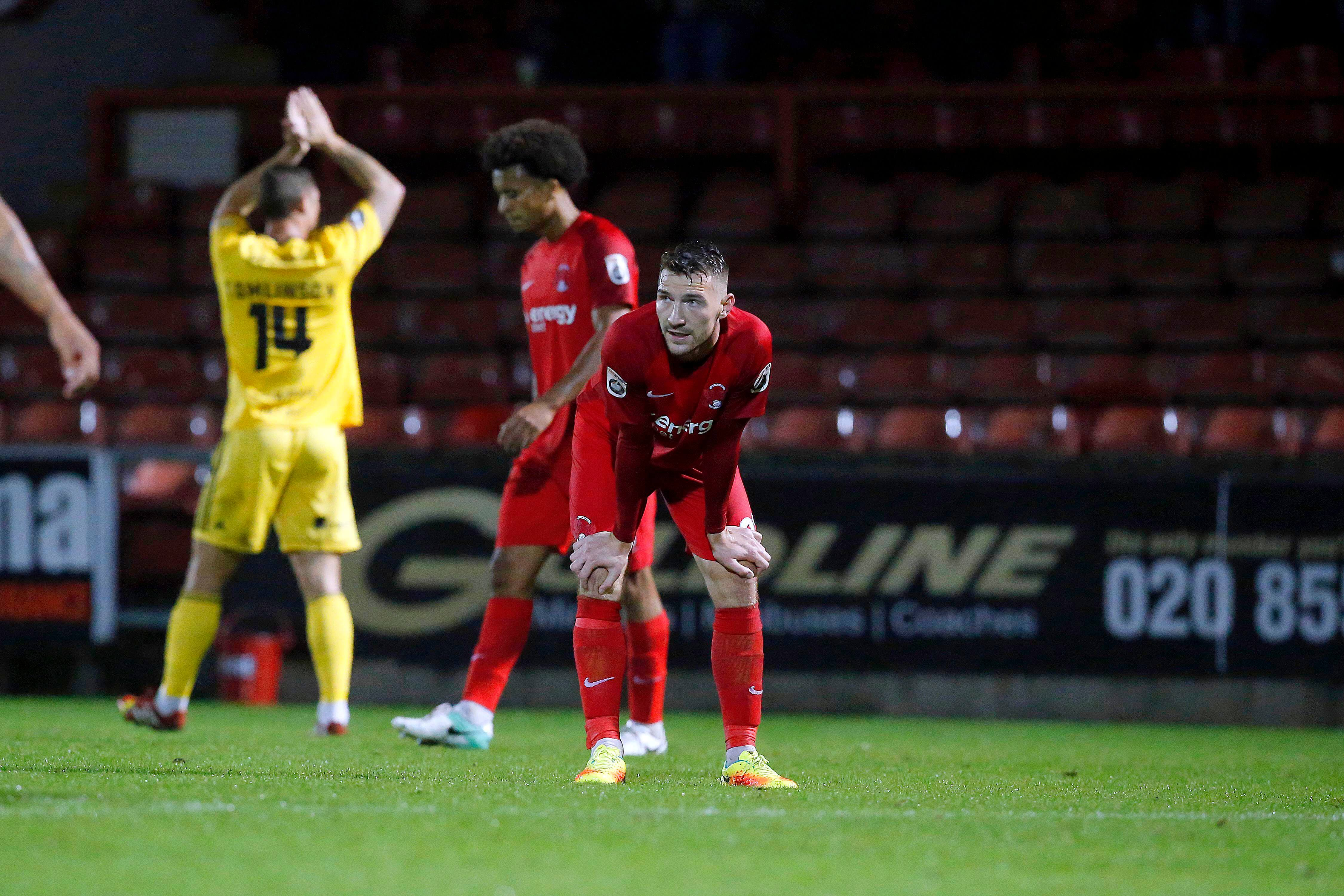 Halifax Knock The Stuffing Out Of Orient