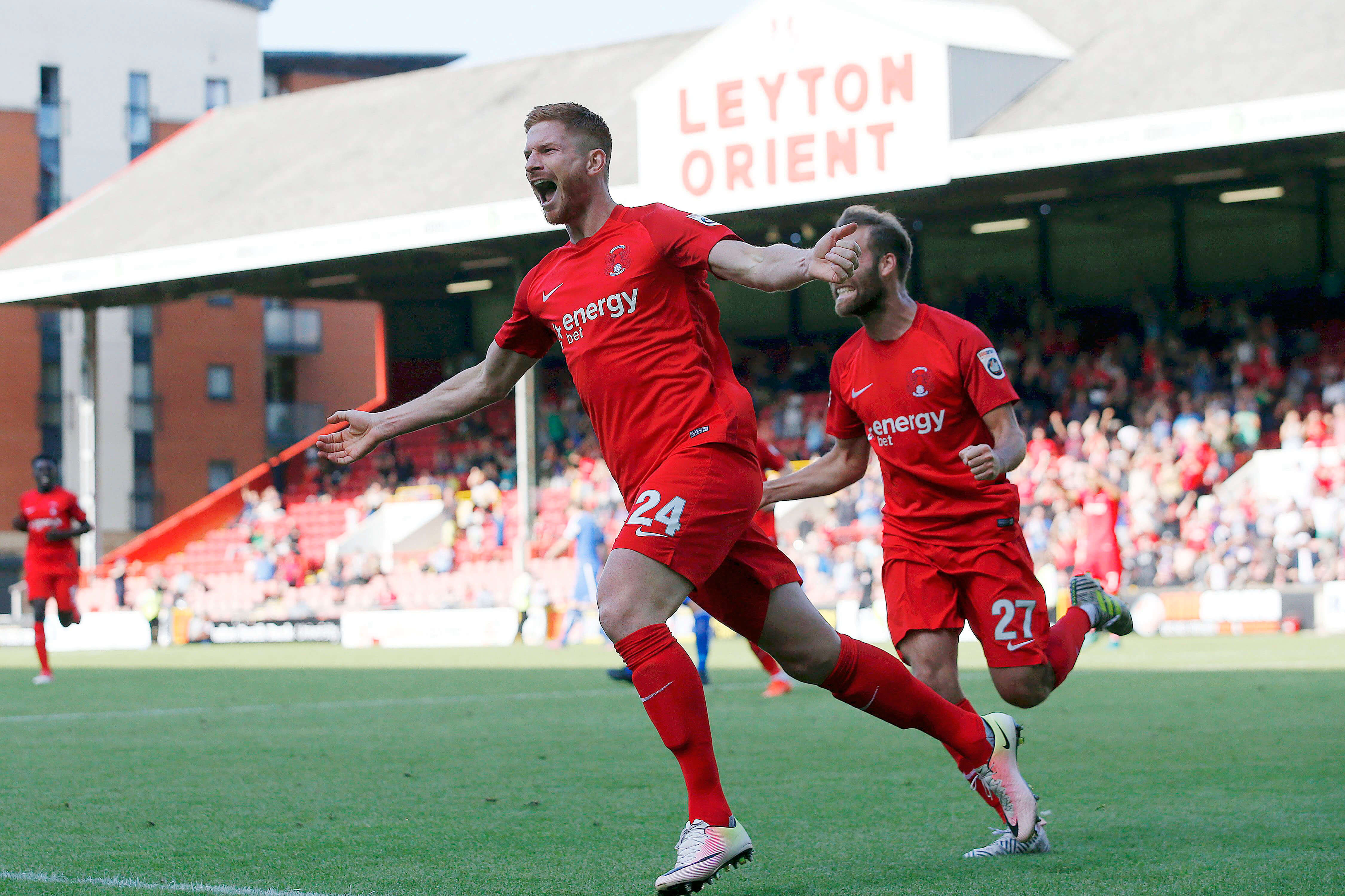 Boco Rescues Orient With Late Strike