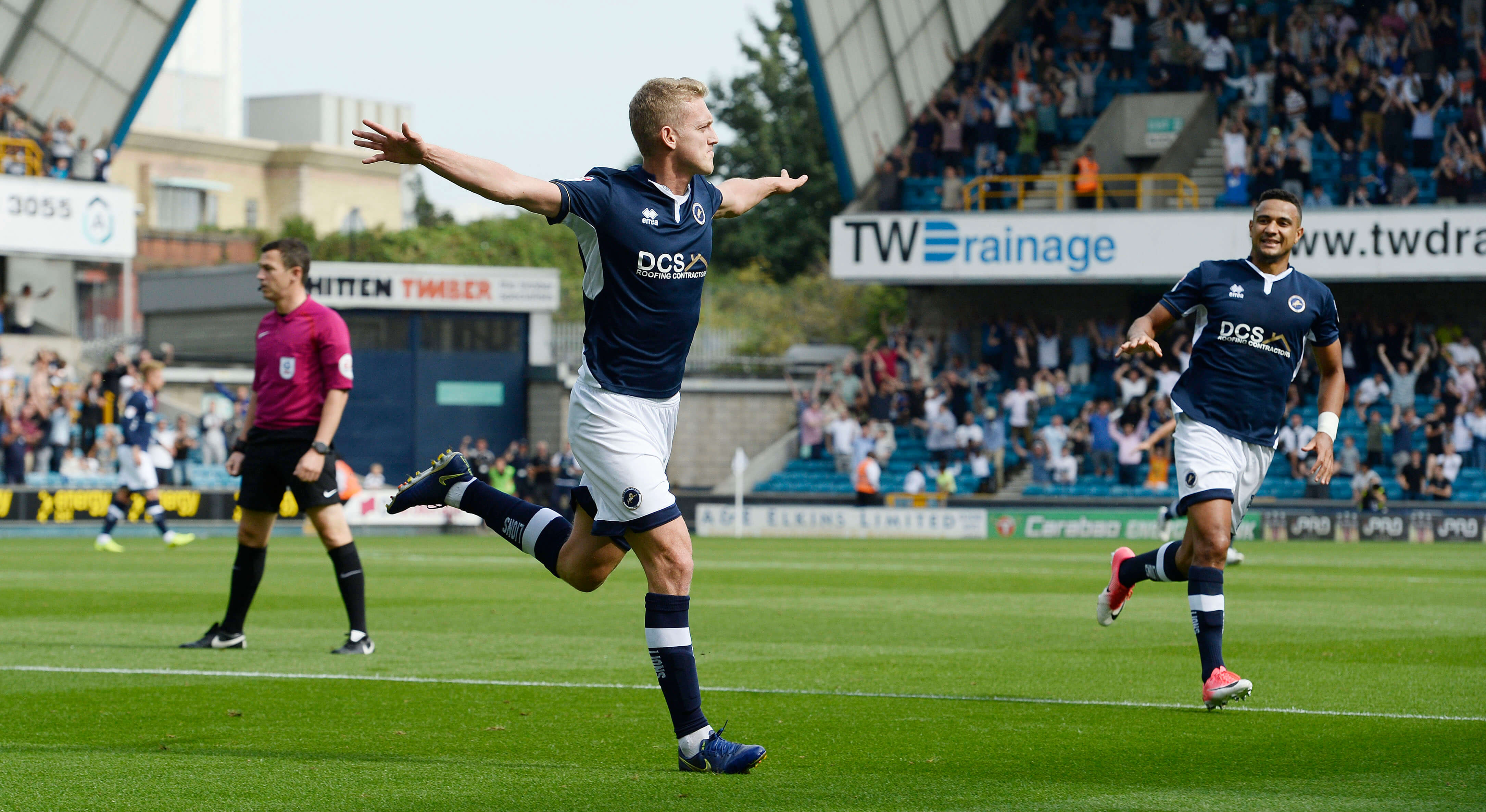 Stalemate For Millwall At Preston