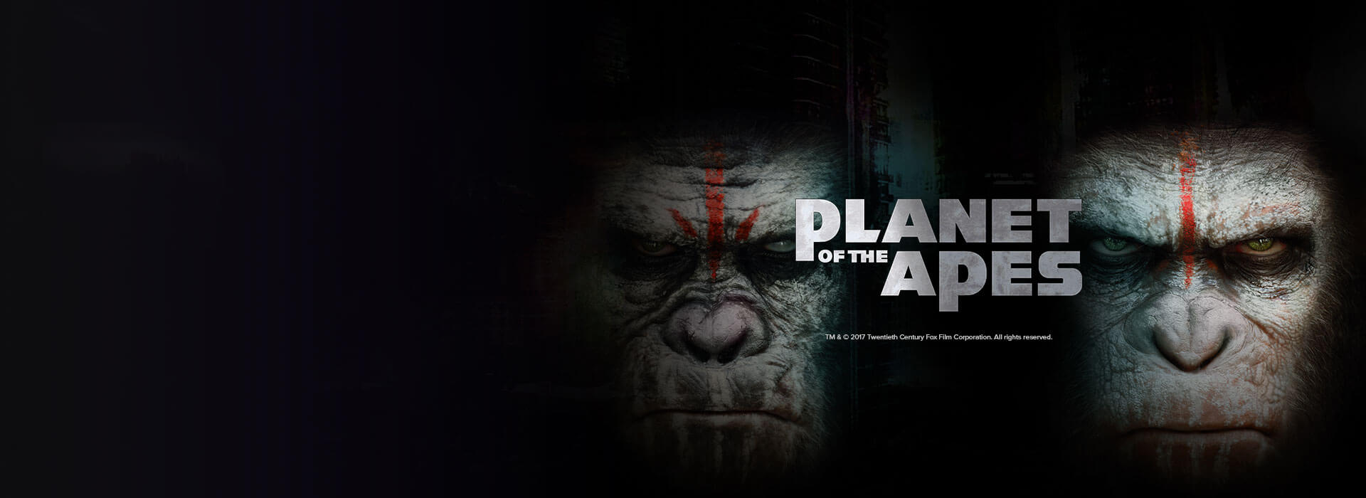 NEW: Planet of the Apes Slot