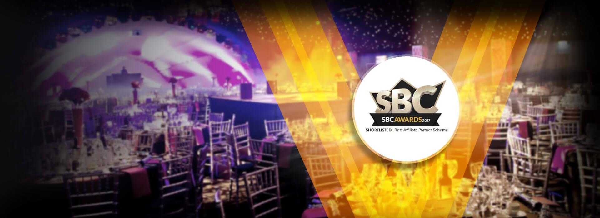 EnergyPartners Shortlisted for SBC Awards 2017