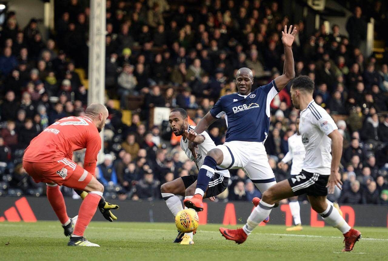 Fulham Penalty Wins Match In All London Derby