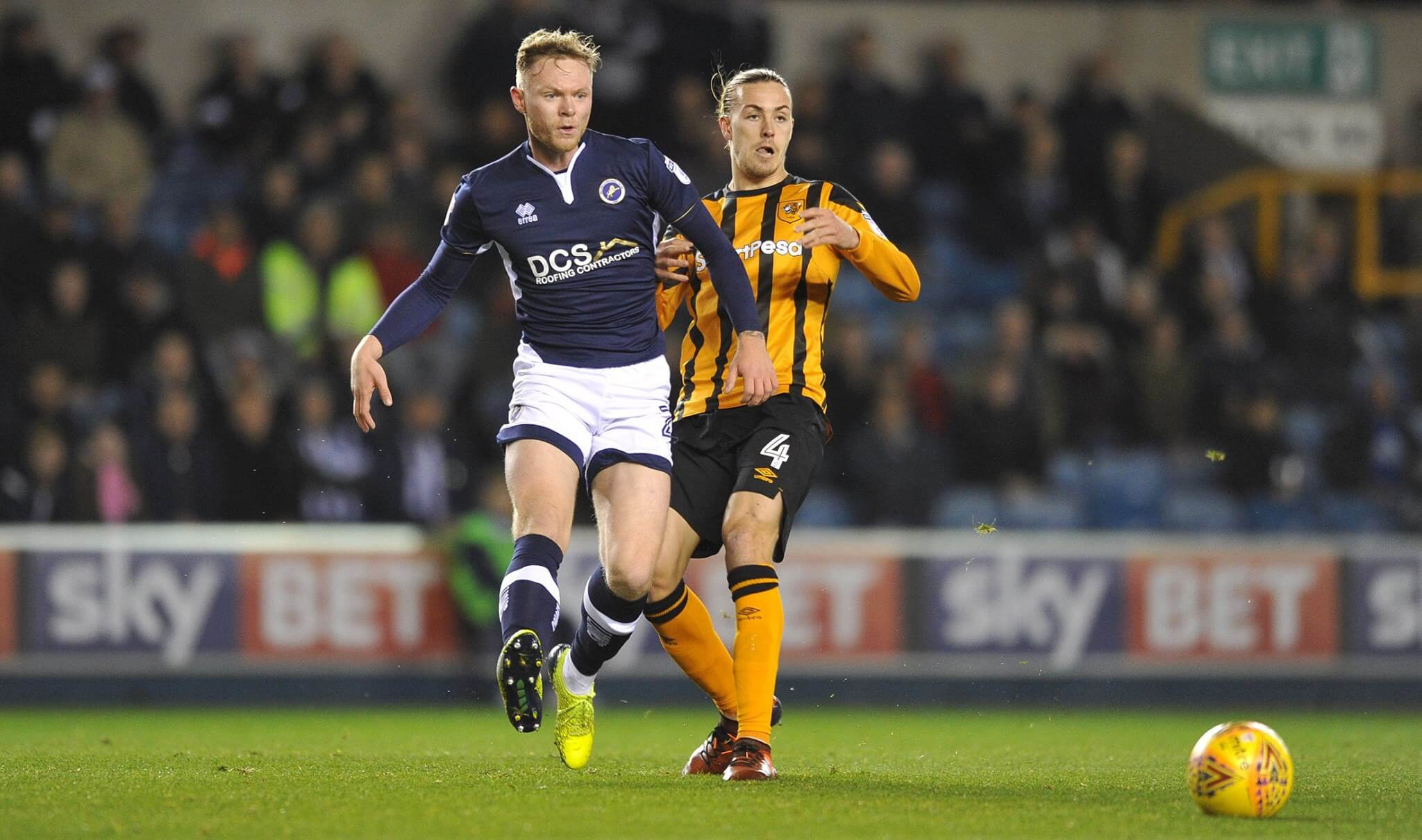 Millwall And Hull Play Out Dour Draw
