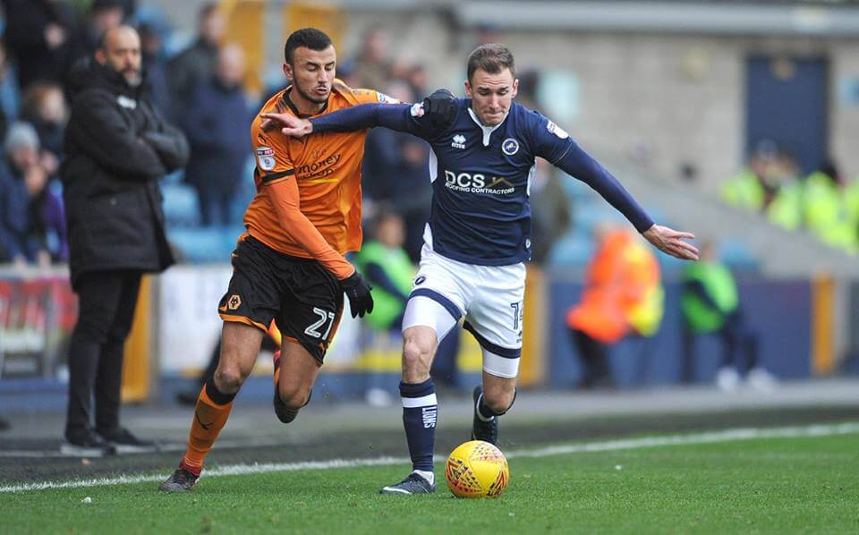 Millwall Salvage Draw In Entertaining 2-2 Game