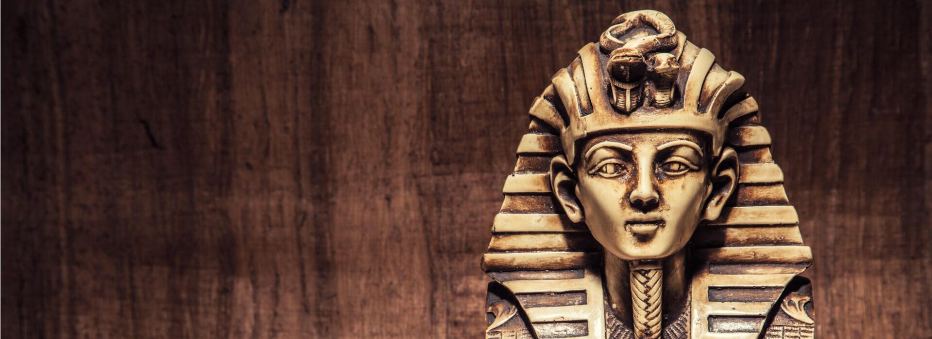 Marc Found the Pharaoh's Treasure!