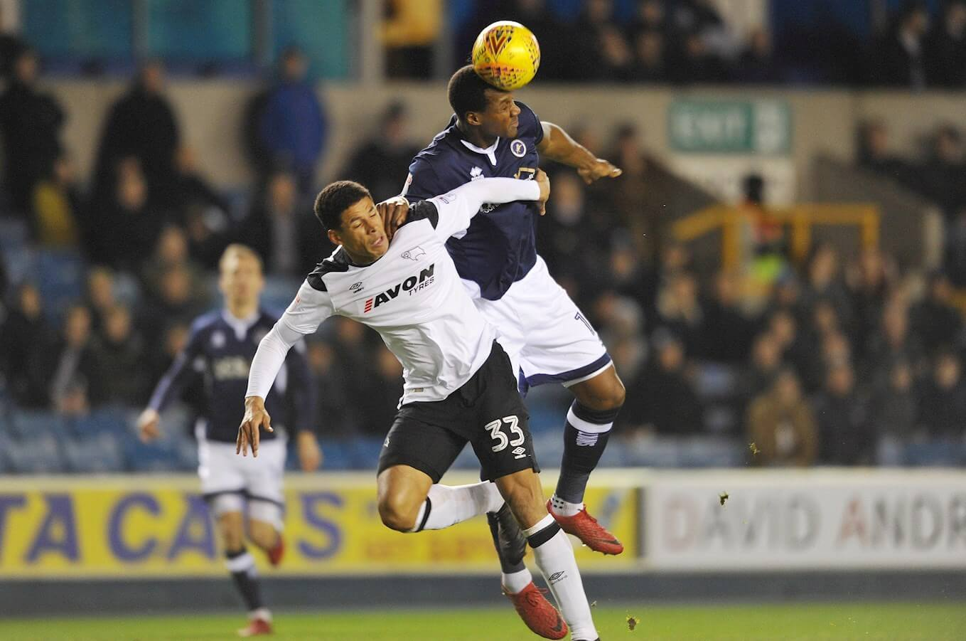 Millwall and Derby Play Out A Dull Affair
