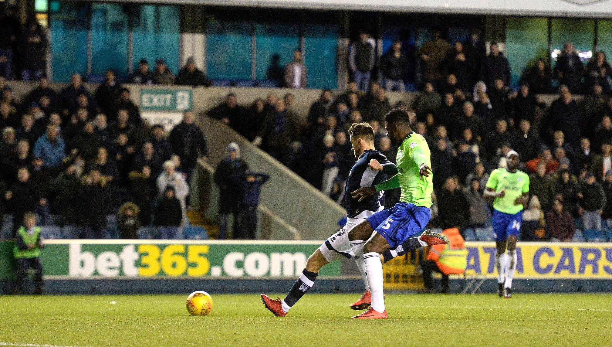 Warnock Frustration As Disallowed Goal Gifts Millwall A Point