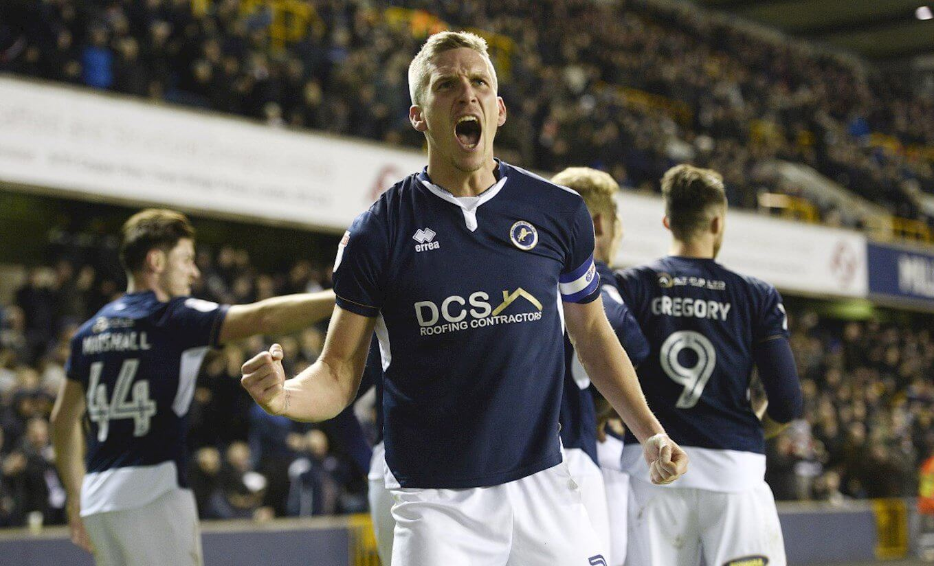 Millwall Win To Climb Into Top Half Of Table