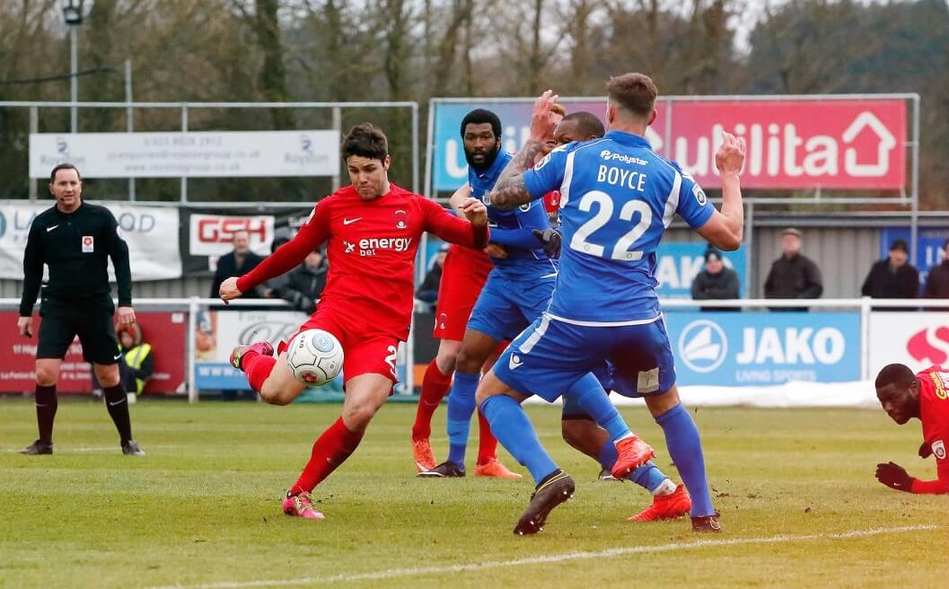 O's Pick Up A Point At Eastleigh