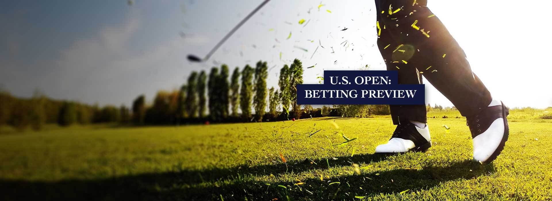 Golf: U.S. Open Betting Preview