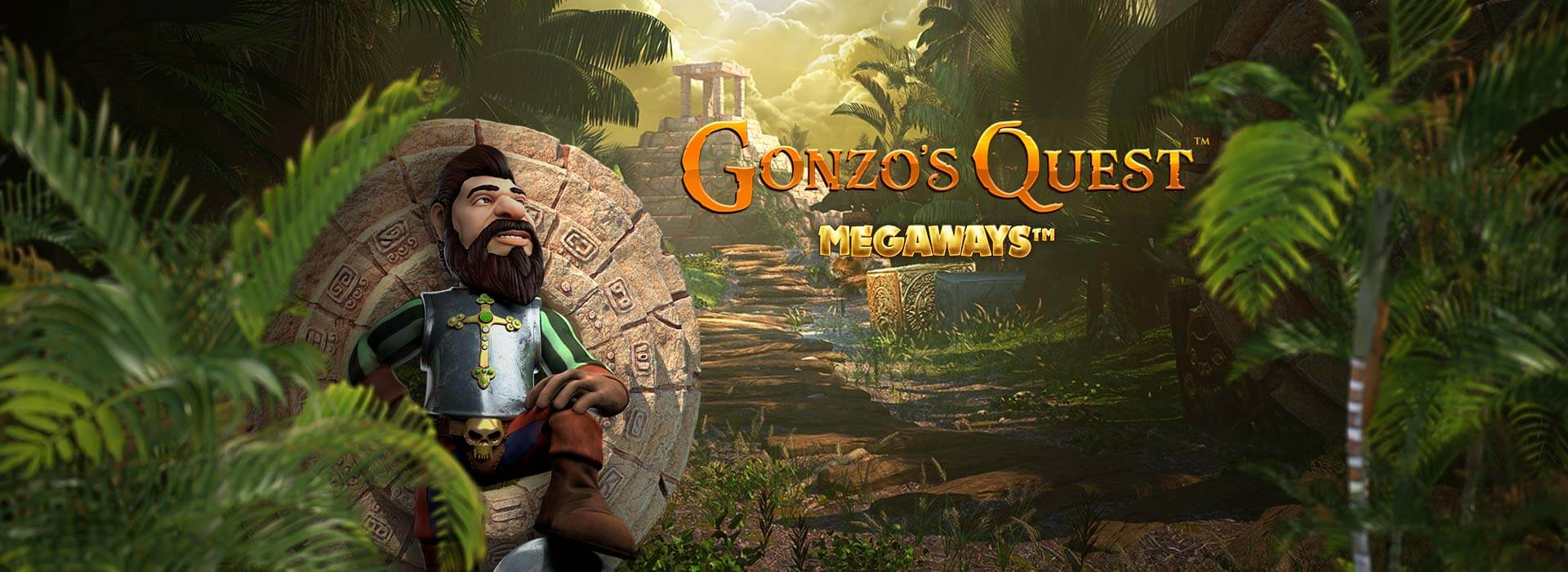 GONZO'S QUEST™ MEGAWAYS™
